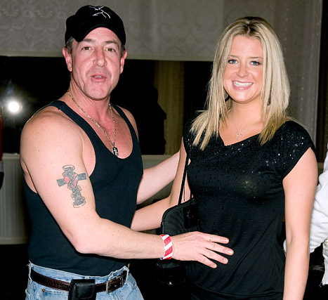 Lindsay Lohan's Dad Michael Lohan, Kate Major Welcome Baby Boy