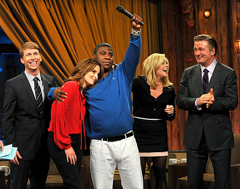 30 Rock Series Finale: 12 Most Bizarre Scenes From Seven Seasons