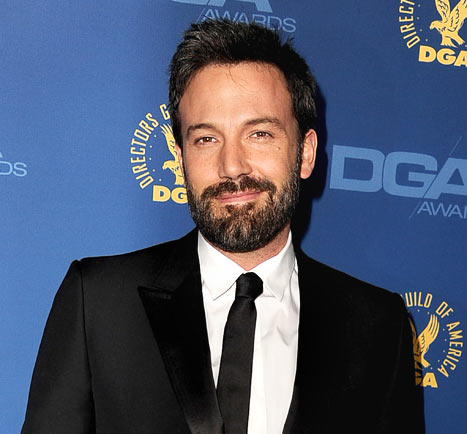 Ben Affleck Wins Directors Guild Award for Argo: &quot;I&#39;m on My Way&quot;