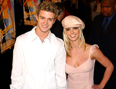 Justin Timberlake Denies That He Called Britney Spears a &quot;Bitch&quot;