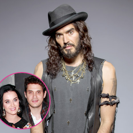 Russell Brand: Katy Perry&#39;s New Boyfriend John Mayer Is a &quot;Worse or Better&quot; Womanizer Than Me &quot;Depending on How You View It&quot;