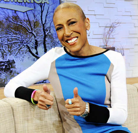 Robin Roberts to Return to Good Morning America Feb. 20: &quot;Can&#39;t Wait to Be Back&quot;