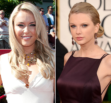 "Lindsey Vonn Jets Off With Tiger Woods, Taylor Swift and Carrie Underwood ""Hate Each Other"": Today's Top Stories"
