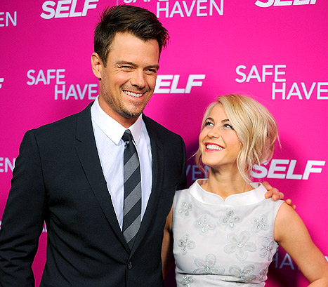 Josh Duhamel: I Got Ryan Seacrest&#39;s Approval Before Intimate Scene With Julianne Hough