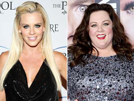 Jenny McCarthy Defends Cousin Melissa McCarthy, Slams Film Critic Rex Reed: &quot;He Can Go to Hell&quot;
