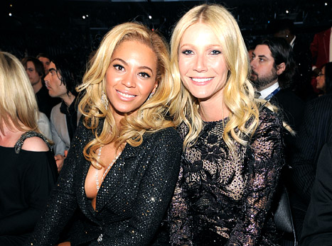 Beyonce Gushes About Celebrity BFF Gwyneth Paltrow: &quot;She&#39;s A Great Friend On Every Level&quot;