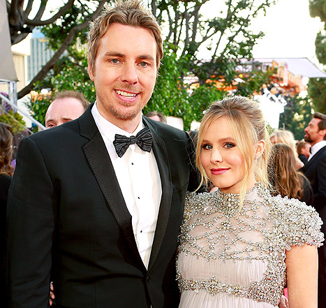 Kristen Bell Denies Hooking Up With Dax Shepard at an Animal Hospital