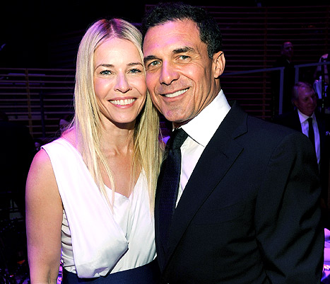 Chelsea Handler Gushes About Boyfriend Andre Balazs: &quot;I Love Him!&quot;