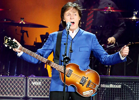 Bonnaroo Lineup to Feature Paul McCartney, Mumford & Sons, Wilco, R. Kelly