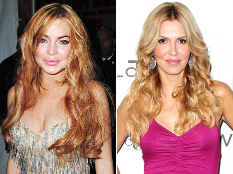 Lindsay Lohan Returns Borrowed Designer Dress in Tatters, Brandi Glanville Calls Bravo Co-Stars &quot;Horrible&quot; and Says Eddie Cibrian Is With LeAnn Rimes for the Money: Today&#39;s Top Stories