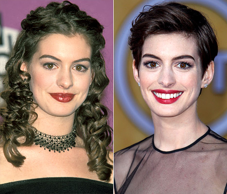 Anne Hathaway : Throwback Thursday!