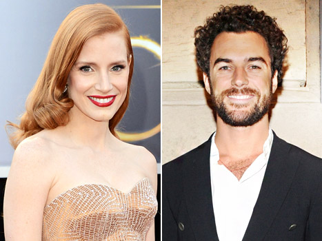 "Jessica Chastain Opens Up About Boyfriend Gian Luca Passi de Preposulo at the Oscars: ""I'm Very, Very Happy"""