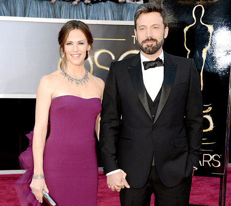 Ben Affleck on Wife Jennifer Garner: &quot;She&#39;s More Perfect Than I Am&quot;