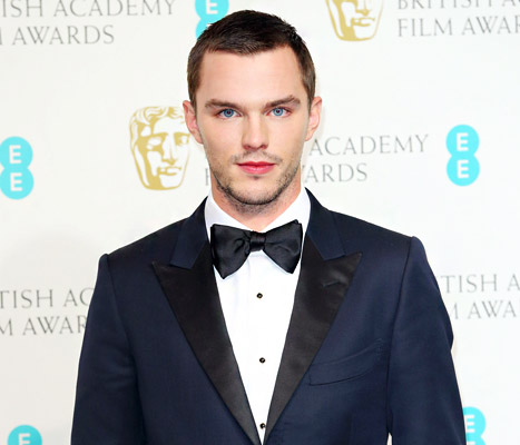 Nicholas Hoult Is &quot;Really Excited&quot; to Film X-Men Sequel With Ex-Girlfriend Jennifer Lawrence