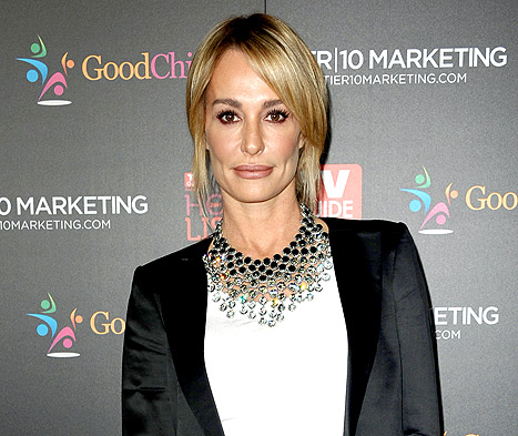 Taylor Armstrong: I Developed a Drinking Problem After Russell&#39;s Suicide