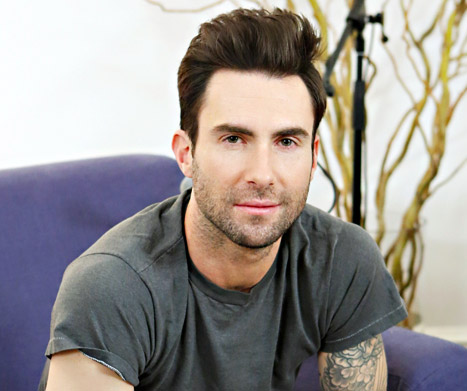"Adam Levine's Idea of a Great First Date: ""Dress Fancy But Go to McDonald's"""