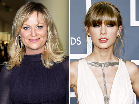 Amy Poehler Responds to Taylor Swift&#39;s Comments About Golden Globes Joke: &quot;I Do Agree I Am Going to Hell&quot;