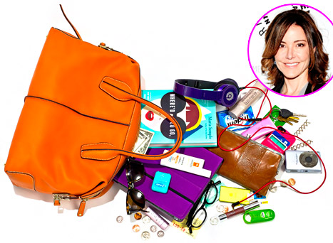 Christa Miller: What&#39;s In My Bag