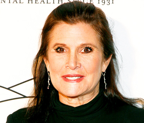 Carrie Fisher to Return as Princess Leia in Star Wars: Episode VII