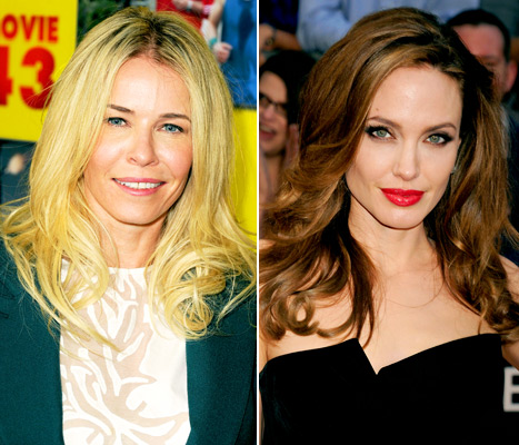 Chelsea Handler Slams Angelina Jolie: &quot;She Seems Like a Demon!&quot;