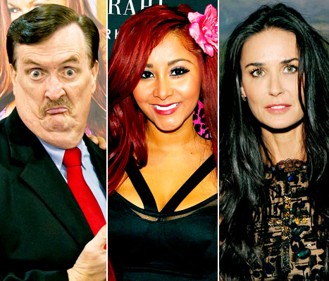 Paul Bearer, WWE Manager of The Undertaker, Dead From Blood Clot; Snooki Loses 42 Pounds; Demi Moore Filing Her Own Divorce Papers Against Ashton Kutcher: Today&#39;s Top Stories