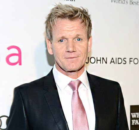 "Gordon Ramsay on Feud With Father-In-Law: ""In a Sense, I've Had Two S--t Dads"""