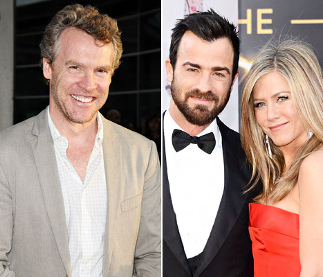 Tate Donovan Praises Ex-Girlfriend Jennifer Aniston's Fiance Justin Theroux