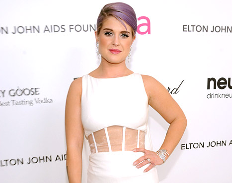 Kelly Osbourne Has Seizure, Is Rushed to Hospital in an Ambulance