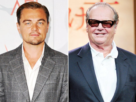 Leonardo DiCaprio Impersonates Jack Nicholson