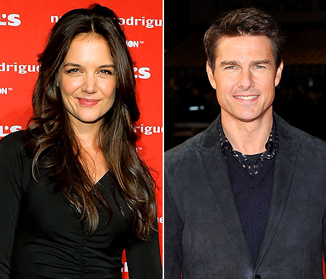 "Tom Cruise, Katie Holmes Are ""Incredibly Happy"" After Divorce, Pal Adam Shankman Says"