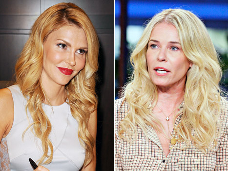 "Brandi Glanville Tells Chelsea Handler to ""Suck It"" After Comedienne's Real Housewives Diss"