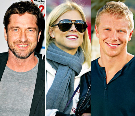 Gerard Butler Admits He Slept With Brandi Glanville; Elin Nordegren Dates a Billionaire; Sean Lowe Wants to Marry Catherine Giudici &quot;Very Soon&quot;: Today&#39;s Top Stories