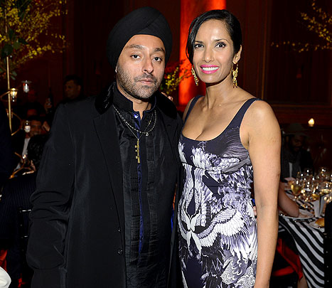 Padma Lakshmi Slams Vikram Chatwal Romance Rumors: &quot;I&#39;m Not Dating Anyone&quot;