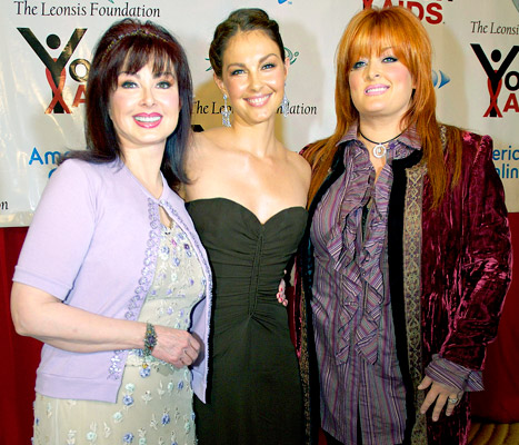 Wynonna Judd on Sister Ashley Judd&#39;s Possible Bid for 2014 Senate Run: &quot;Of Course I&#39;d Vote For Her!&quot;
