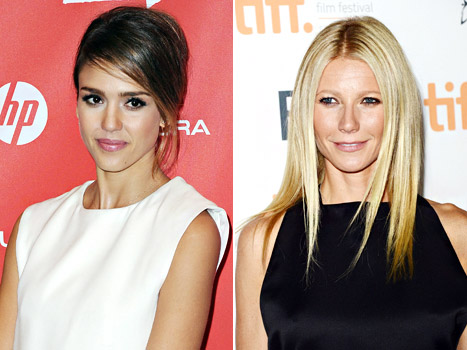 "Jessica Alba: My Book Is ""More Grounded"" Than Gwyneth Paltrow's ""Because I Didn't Grow Up With a Bunch of Money"""
