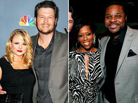 Blake Shelton and Miranda Lambert Step Out Amid Cheating Rumors; Malcolm Jamal Warner Leaves Regina King &quot;Brokenhearted&quot;: Today&#39;s Top Stories