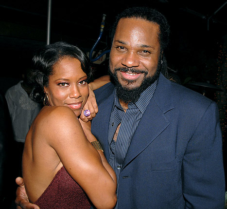 Malcolm-Jamal Warner, Regina King Split: &quot;She Thought This Would Last for Good&quot;