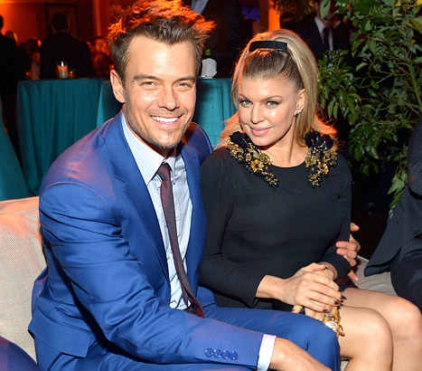 Josh Duhamel Reveals He's Having a Boy? Pregnant Fergie's Husband Hints at Baby's Gender