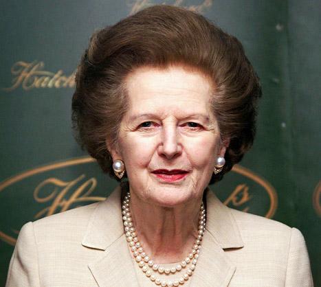 Margaret Thatcher Dead: Former British Prime Minister Was 87