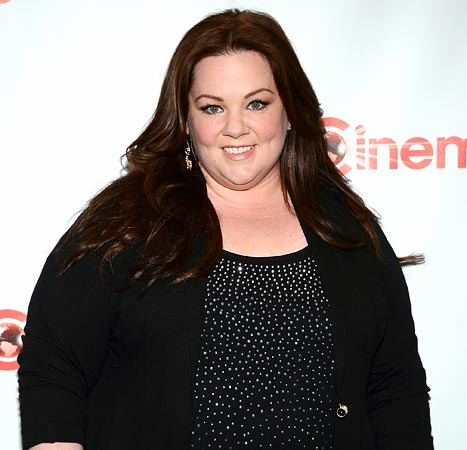 "Melissa McCarthy Finally Responds to Rex Reed's ""Tractor-Sized"" Insult"