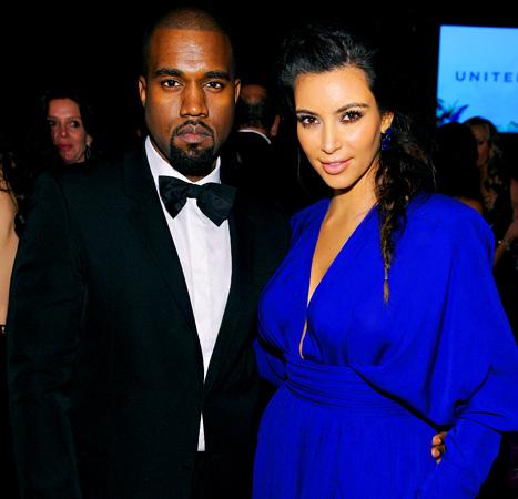 Kim Kardashian, Baby North West Leave Hospital After One Week