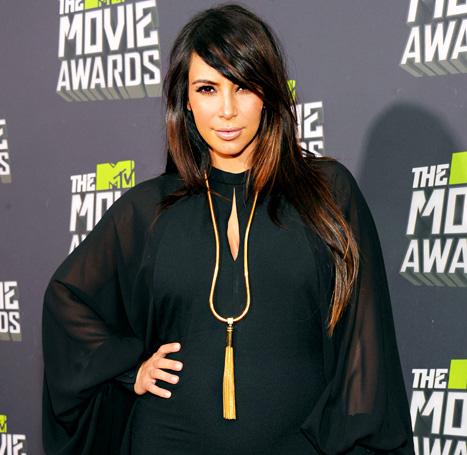 Kim Kardashian to Debut Post-Baby Body on Kris Jenner