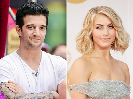 "Mark Ballas Is ""Furious"" With Julianne Hough For Dancing With the Stars Dis"