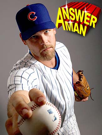 Answer Man: Kerry Wood talks Eddie Vedder, bowling, nudity