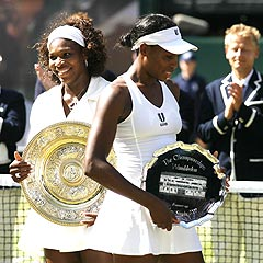 Wimbledon Slice, Day 12: Is Venus underachieving?