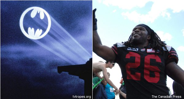 Alouettes put up the Bat-Signal, bring in Kitwana Jones