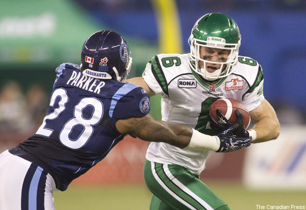 CFL Camp Countdown: Riders' air force takes a hit