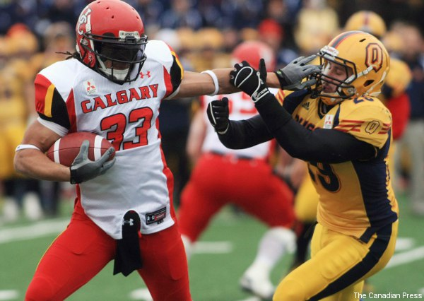 A conversation with Kent Ridley on the 2011 CFL draft