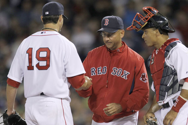 Closing Time: Fenway Park shows its teeth