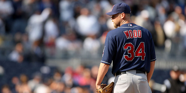 Kerry Wood down 6-8 weeks; grab Chris Perez